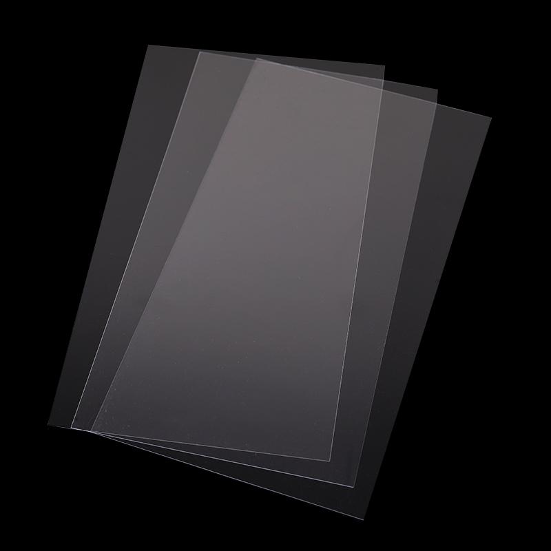 A4 Inkjet Printable Glossy PVC Sheet