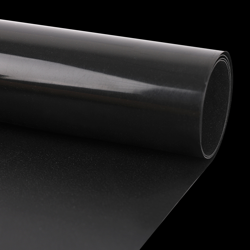 Thickness 0.06-0.9mm PS Sheet black