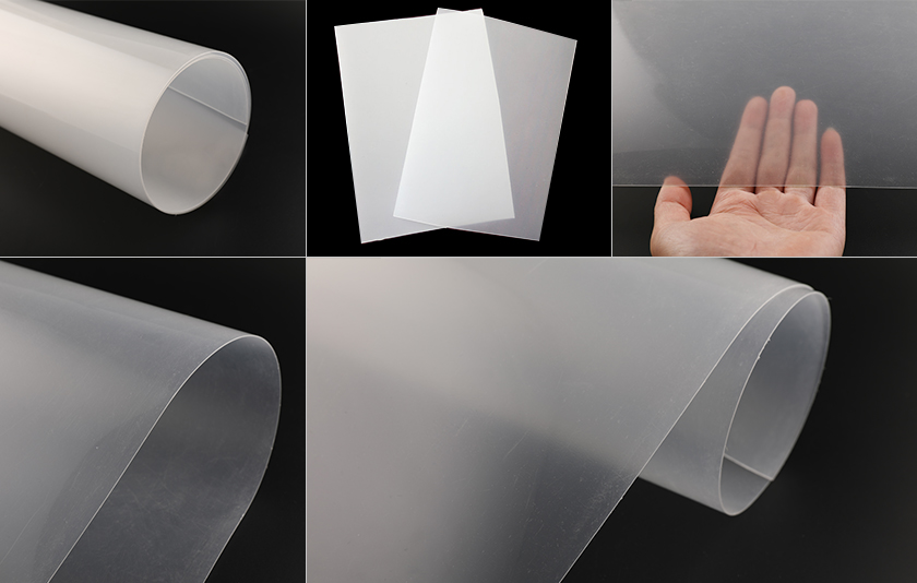 Choose a thermoformed plastic sheet