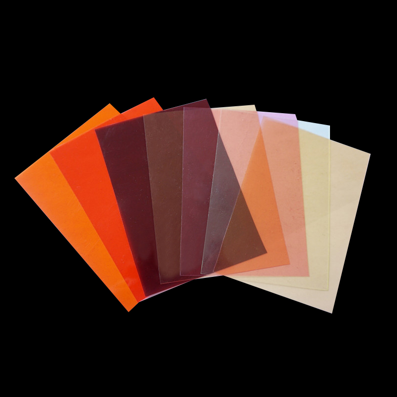 0.07mm-1mm Thickness eco-friendly Colorful PVC Rigid Sheet